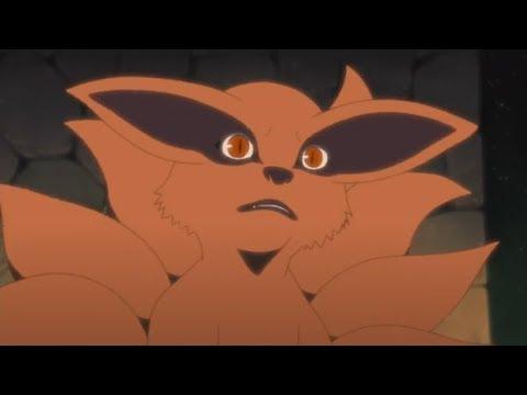 Kurama Accepts Naruto Naruto Bonds with all Tailed- Beast English Dubbed HD