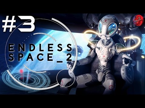 ENDLESS SPACE 2 Let's Play - RELEASE v1 01 - ENDLESS 3 Burgeoning Bonds