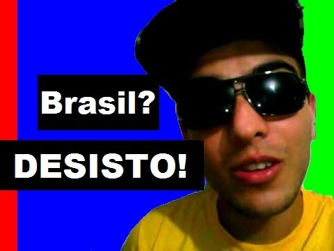 Resposta a MC Tati Zaqui - Parara Tibum - Vergonha de ser brasileiro
