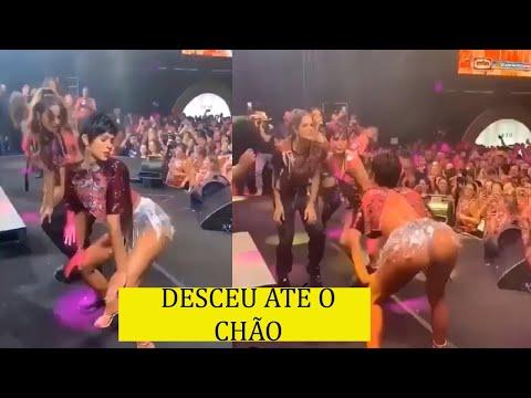 Bruna Marquezine sobe no palco da Ludmila Carnaval Sapucaí