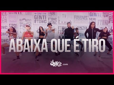 Abaixa Que É Tiro - Parangolé FitDance TV Coreografia Dance Video
