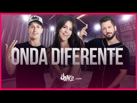Onda Diferente - Anitta ft Ludmilla &amp Snoop Dogg FitDance TV Coreografia Oficial