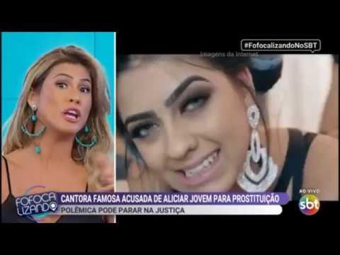 FOFOCALIZANDO NO SBT FUNKEIRA FAMOSA É ACUSADA DE ALICIAR JOVEM PARA PROSTITUIÇÃO 15 04 19 PARTE 3