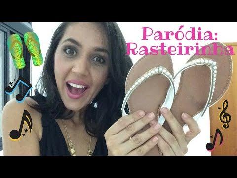 Rasteirinha - Paródia Paradinha - Anitta
