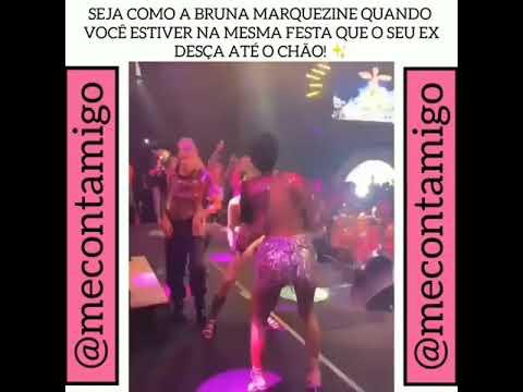 Bruna Marquezine dançando funk 12