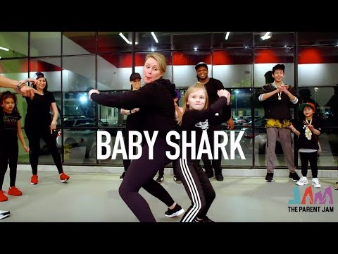 &quot Baby Shark&quot - The Parent Jam Phil Wright Choreography Ig @phil_wright_
