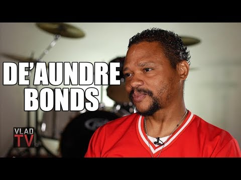 De& 39 Aundre Bonds on Playing Stacey in & 39 The Wood& 39 His Most Famous Role Part 2