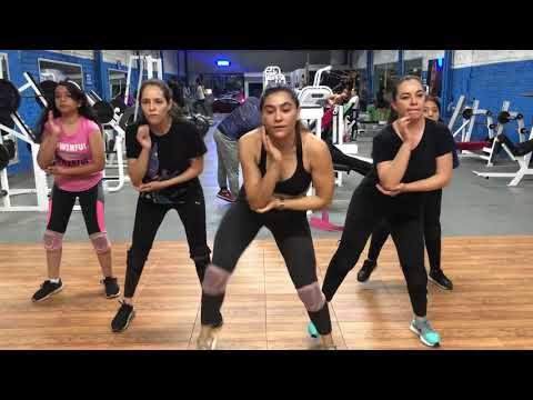 Hula Hoop Daddy Yankee Amesma Fit Twerk Booty Dance