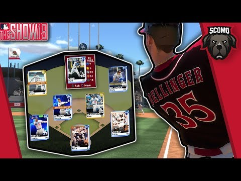 The Ball Was Juiced Dodgers Team Build MLB The Show 19