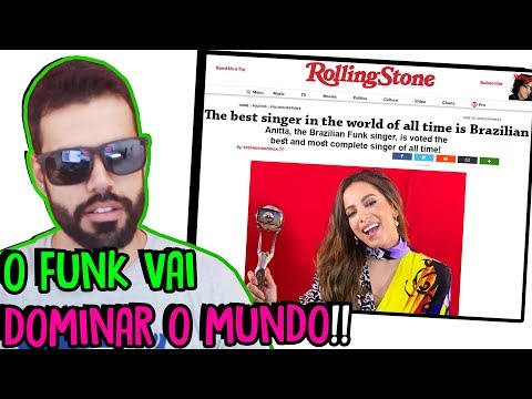 q MORAL A melhor cantora do MUNDO é FUNKEIRA