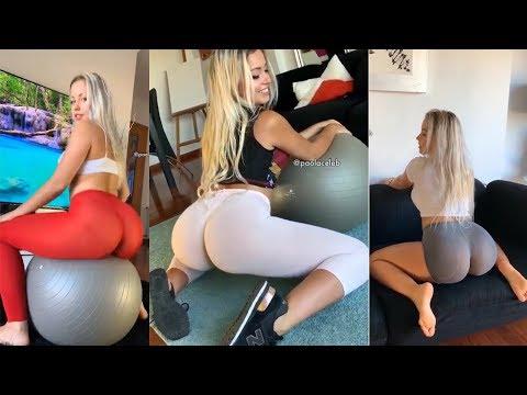 Paola Celeb Big Booty Twerk Compilation