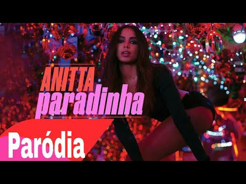Anitta - Paradinha Paródia Redublagem 0