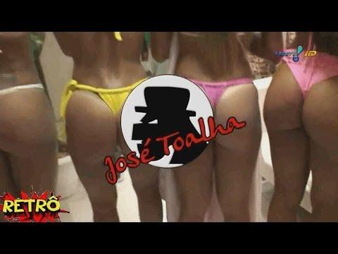 Pânico Retrô - José Toalha nas Panicats