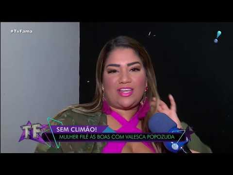 Mulher Filé indica amiga funkeira para participar de & 39 A Fazenda& 39