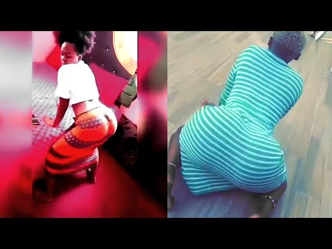 OMG BIG BOOTY AFRICAN GIRLS TWERK 2019 Must Watch