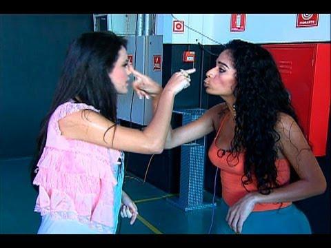 Janna Bellato no Telegrama Legal - Vítima Juliana e as Fogosas - Domingo Legal SBT