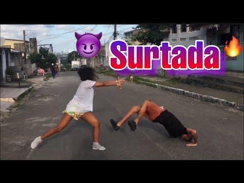 Surtada Remix Brega funk - Dadá Boladão Tati Zaqui ft OIK - Coreografia Oficial