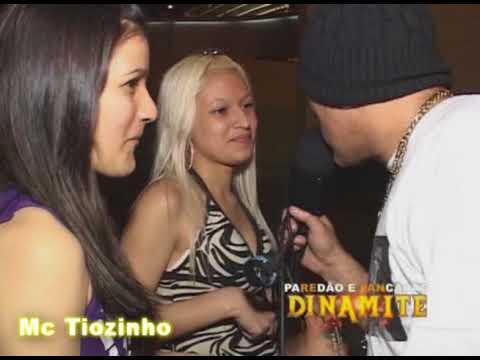 Mc Tiozinho Reporter por uma Noite Baile Funk São Paulo 2
